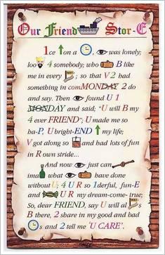 FriendshipStory